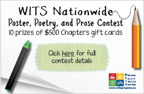 WITS Nationwide Poster, Poetry, and Prose Contest