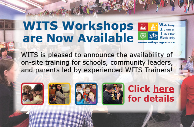 WITS Workshops are Now Available